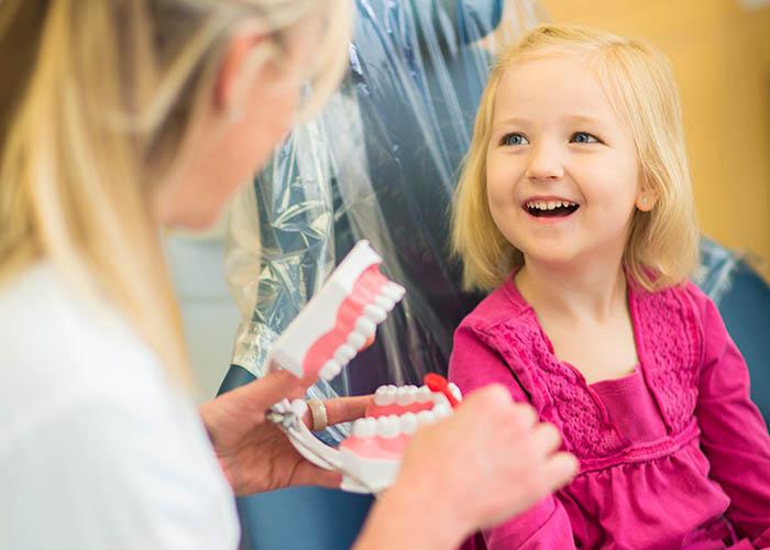 Dentistry For Children- First Visit to the Dentist | Brooklynblvddental